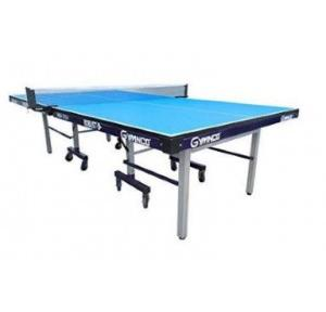Gymnco Robust High Tech Table Tennis Table, Frame Size: 50x25 mm, Leg Size: 50 Sqmm