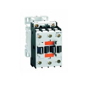 L&T Power Contactor Type MDX (DC Control) Fr1 18A 3P, CS96566