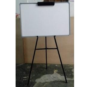 White Board Stand MS With Powder Coated, 5 ft