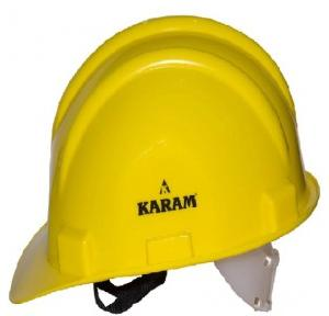 Karam PN501 Yellow Safety Helmet