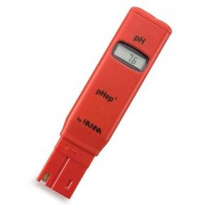 Hanna PHep 0.1 PH Meter, With ATC Waterproof, HI98107