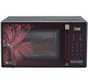 LG Convection Microwave Oven 21 Ltr, MC2146BRT (Black)
