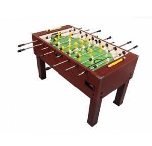 Foosball Table Set MDF Wood Medium Density Fibreboard, 55x30x34 Inch