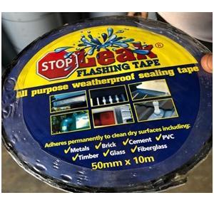 Stop Leak Flashing Tape, 50 mm x 10 mtr