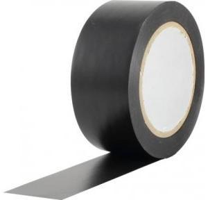 Floor Marking Tape, 4 Inch x 23 Mtr (Black)