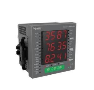 Schneider Conzerv EM6400NG Energy Meter Class accuracy Cl1.0 RS485 port, METSEEM6400NGRSCL1