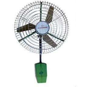 Almonard Air Circulator Heavy Duty Wall Fan, 24 Inch