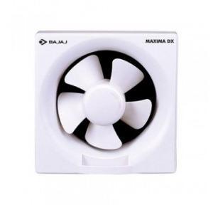 Bajaj Maxima DX 200mm Exhaust Fan (White)