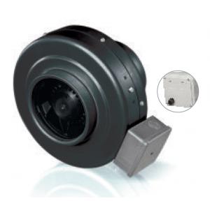 Sphere Inline Fan 154W 2375 RPM VENTS VSM 200