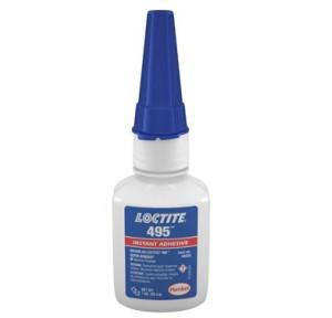 Loctite 495 Instant Adhesive Bottle, 20 gm