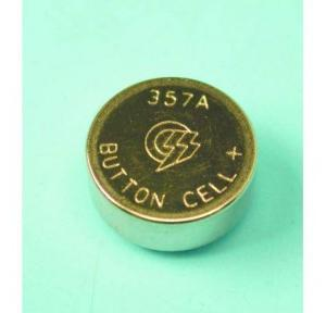 Button Cell, 357 A