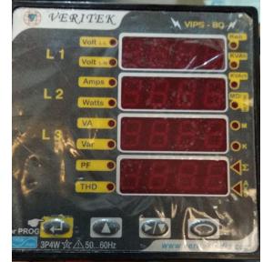 Veritek LED Meter 4 Wire 3 Phase 3P 4W 50-60Hz, M9