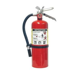 Pavlo Fire Extinguisher DCP Portable Type With Stand   Mild Steel 5kg