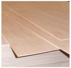 Plywood 12x8 Thickness 4mm