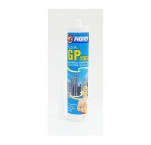 Abro General Purpose Silicone Sealant Black 260ml GP 1000