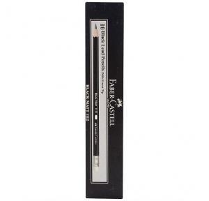 Faber Castell Black Matt 1112 2B Pencil