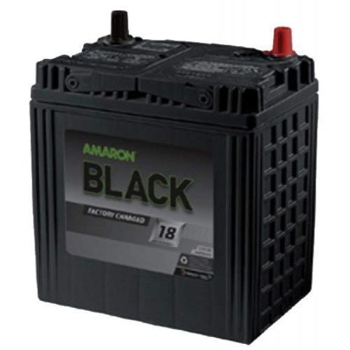 Amaron Front Car Battery 35AH 12V BL-400LMF Black