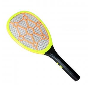 Homelett Anti Insect Killer Mosquito Racket with LED Light Cordless Battery
