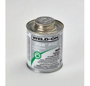 Astral Weld On 705 PVC Medium Bodied Cement TIPS118P705 118 ml