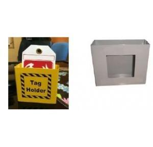 Multipurpose Metal Tag Holder