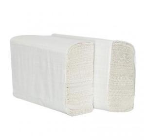 White C-Fold 30x20 cm 125 Sheets