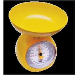 Docbel Braun Kitchen Regal Digital Weighing Scale 5kgx25gm 14x15x12 Cm