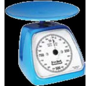 Docbel Braun Postal Digital Weighing Scale 1kgx5gm 16x14x12 Cm