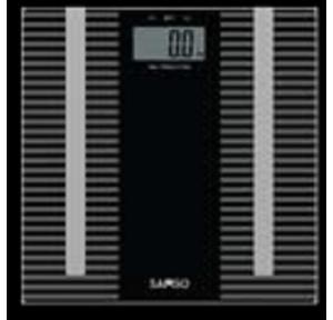 Samso Body Precise Digital Weighing Scale 180kgx100gm 30x30x1.7 Cm