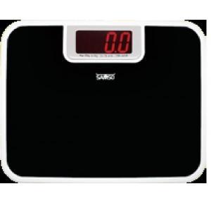 Samso Slim Weigh Digital With Led Display Weighing Scale 150kgx100gm 31x24.2x2.8 Cm