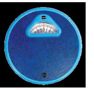Samso Star Digital Weighing Scale 130kgx500gm 32x32x5 Cm