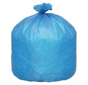 Bio Degradable Garbage Bag 50 Microns 19x21 Inch Blue 1kg