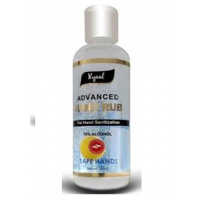 Ryaal Hand Sanitizer Anti Bacterial With Gel Based 70% Alcohol 100ml