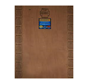 Archidply Water Proof Plywood Brown With Thickness 18mm 8x4 Ft