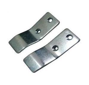 Urinal Bracket/Holder Stainless Steel 2x3 Inch