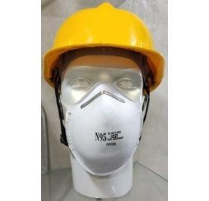 Magnum Industrial Non-Woven Respirator Mask N95 FFP2SL