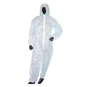Disposable Non Woven White Coverall/Dangree