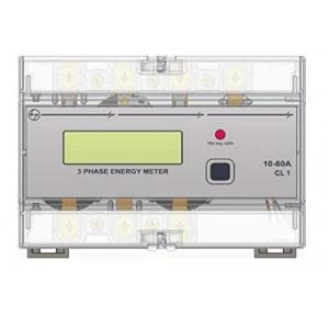L&T Energy Meter DIN Mounting AU 3P 10-60A Cl 1 DIN, WD4000103OOO