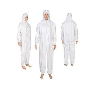 Full Body Suit Use & Throw Non Woven 90 GSM