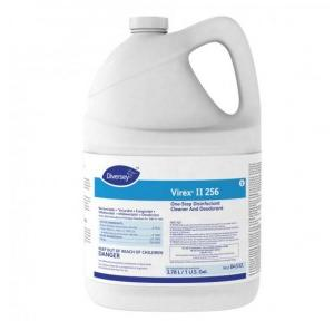 Diversey Virex ll 256 Disinfectant and Cleaner, 5 Ltr Can