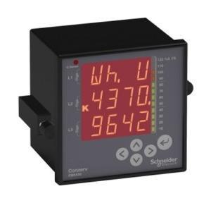 Schneider Multi function Digital Load Monitoring Energy Meter EM6436