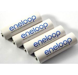 Panasonic Ni-MH Pre-Charged Rechargeable Battery Eneloop AA 2100 BK-4MCCE/4BN (Pack of 4 pcs)