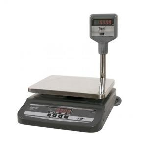 Table Top Weighing Scale With Calibration Certificate Platform 227x302mm, 6kg x5gm