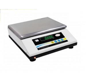 Table Top Weighing Scale Calibration Certificate Platform 227x302mm, 6kg x5gm