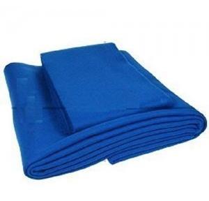 Pool Table Fabric Blue