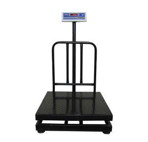 Metis Weighing Machine With Steel Platform 24x24 Inch 300 kg