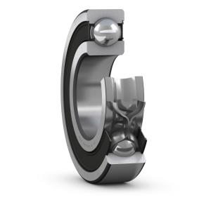 SKF Deep Groove Ball Bearing 6206-2RS1/CAD