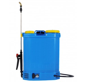Disinfectant Spray Machine Plastic Manual and Battery Operated 18 Ltr