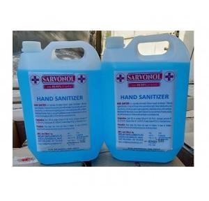 Hand Sanitizer Alcohol Based, 5 Ltr