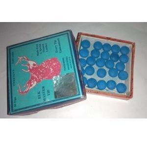 Billiards Tip Slips 9mm (Pack of 50 Pcs)