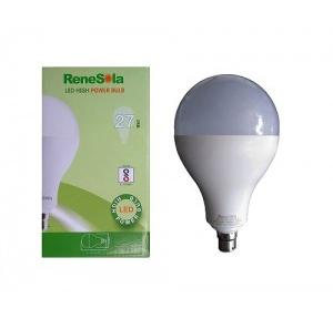 Renesola LED Bulb 27W B-22 Base Warm White